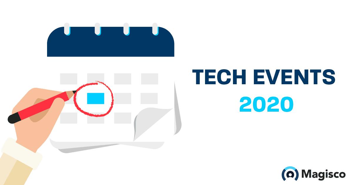 Tech events 2020